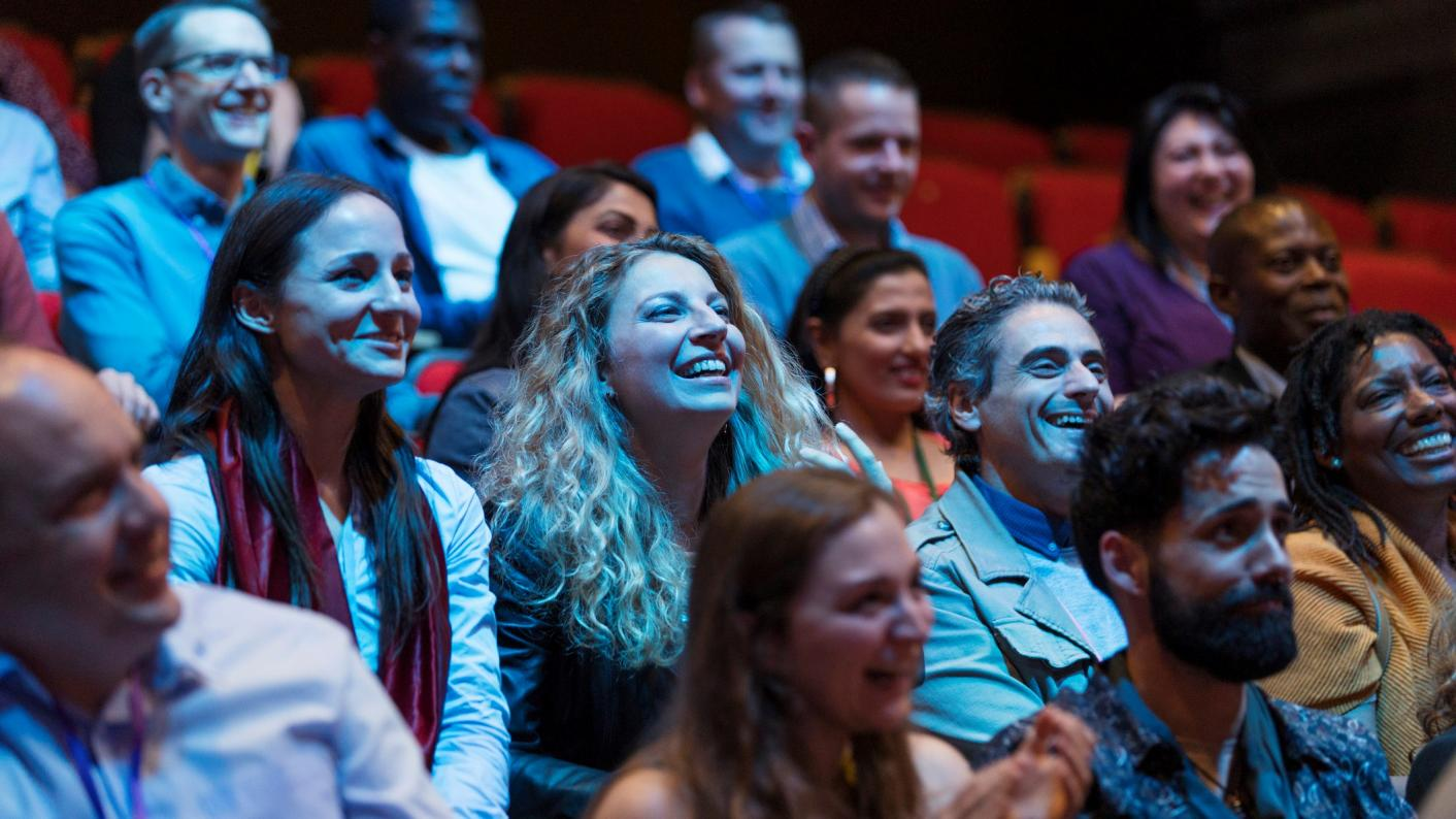 Need a break from classroom stress? Try the theatre