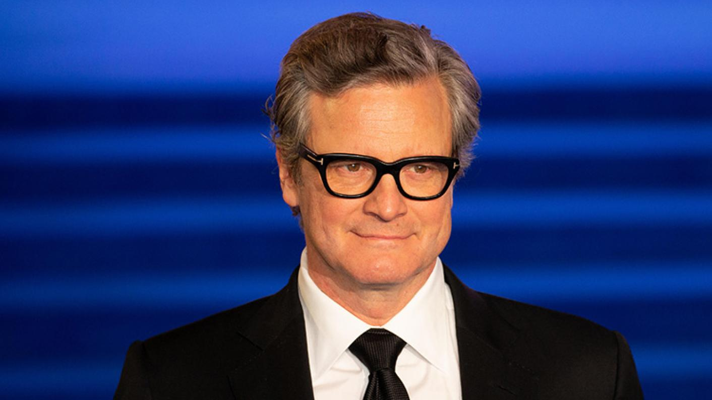 Colin Firth: 'Mr Pines managed discipline through wit'