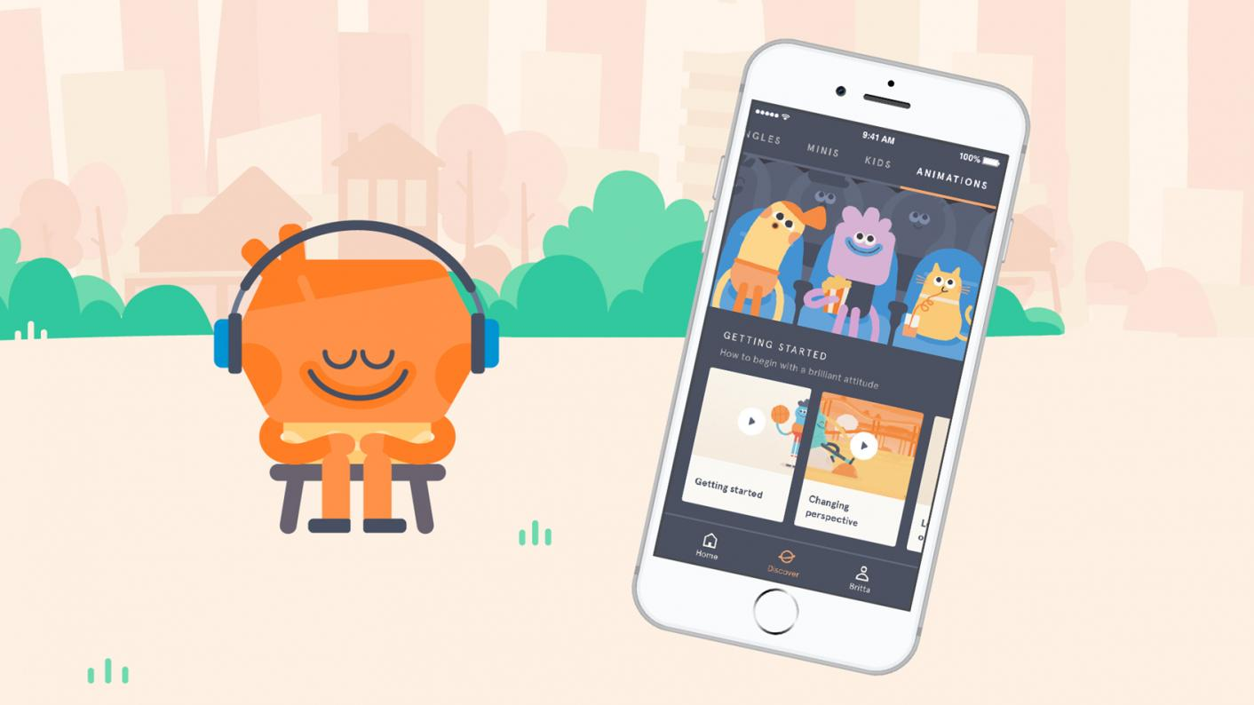 mindfulness headspace app wellbeing