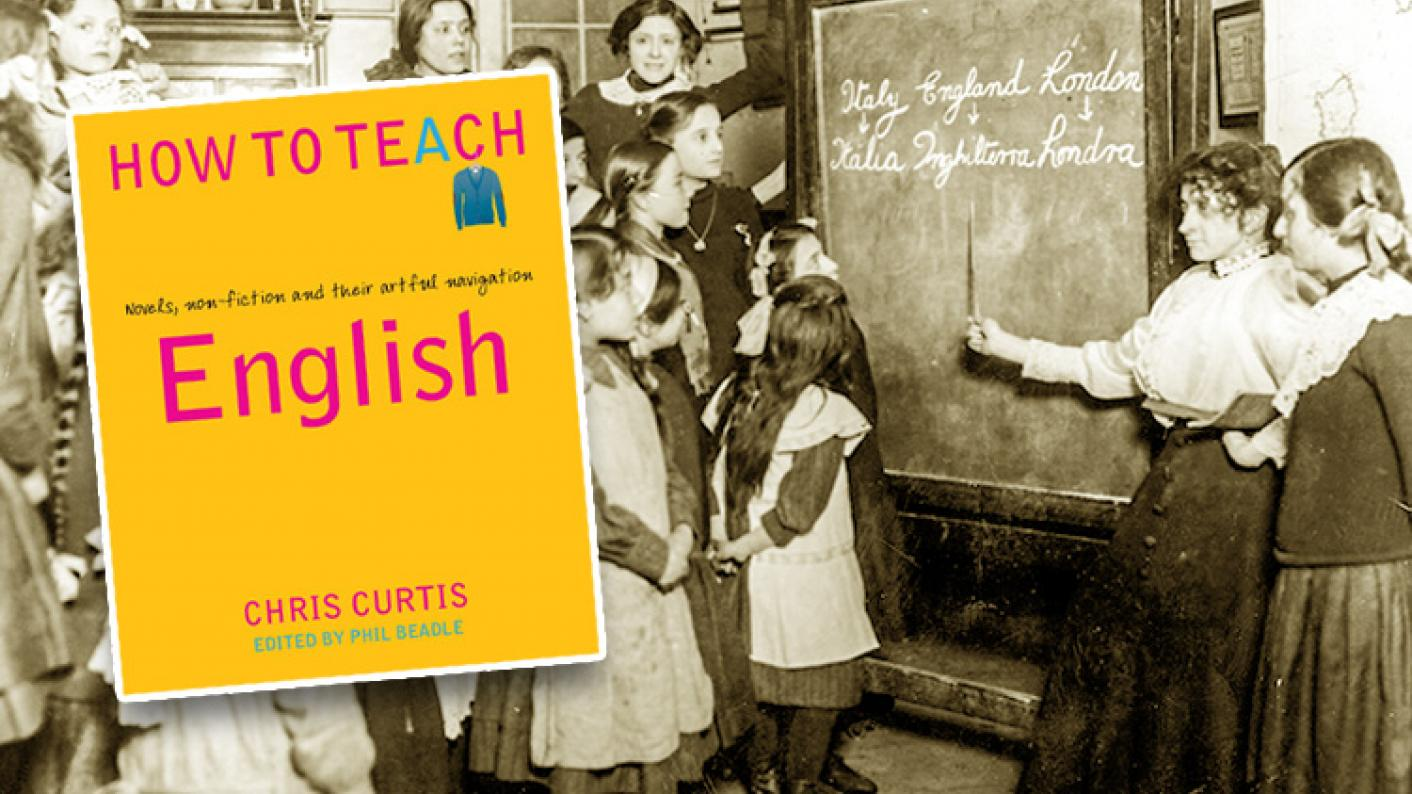 Book review: How to Teach English