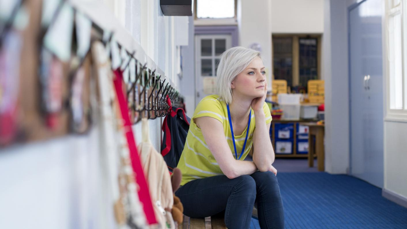 How to tackle teacher stress? Voluntary groups