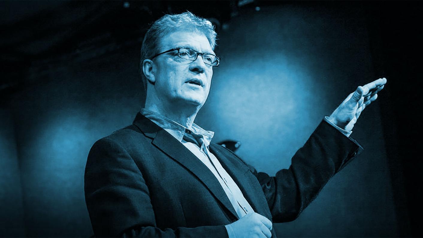 Pedagogy Focus: Ken Robinson | Tes