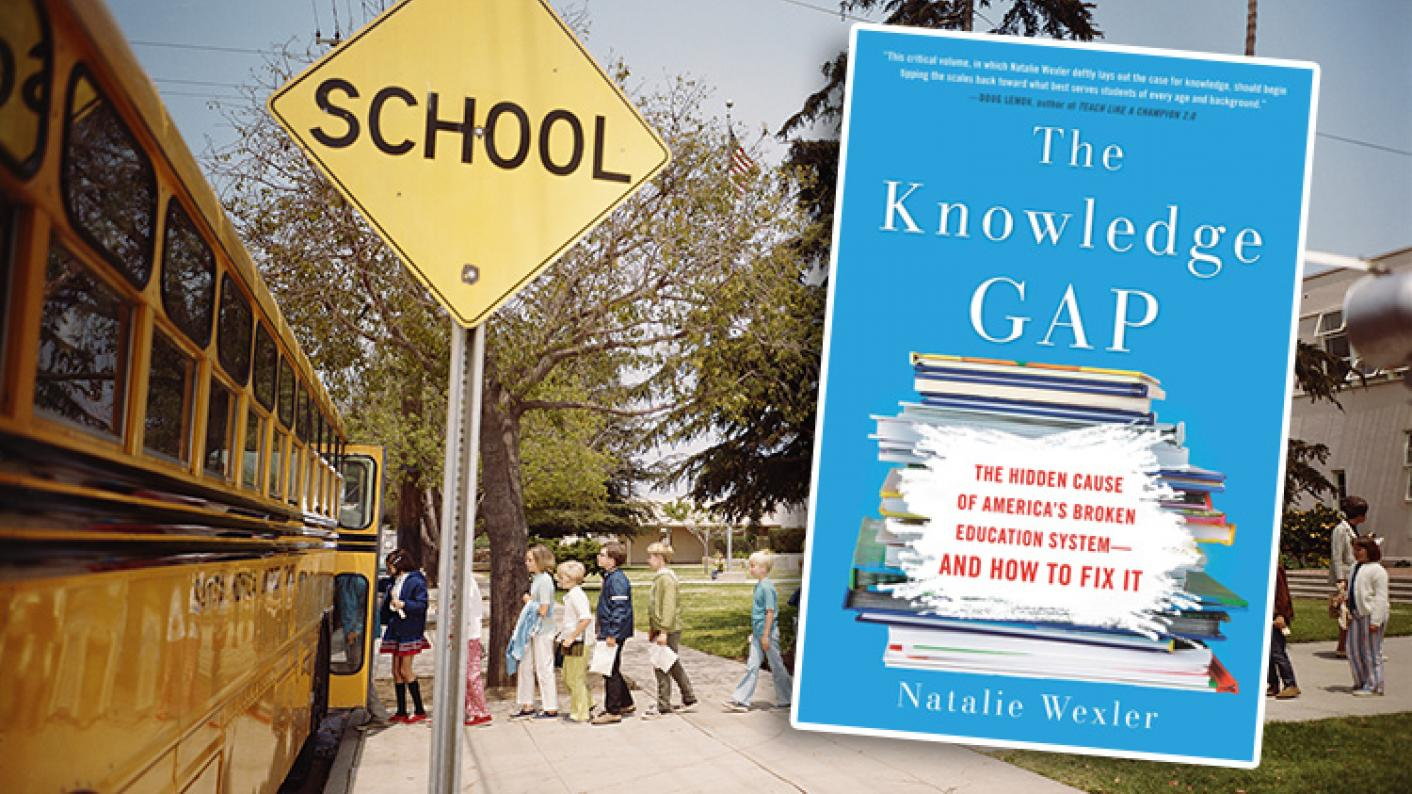 Book review: The Knowledge Gap, by Natalie Wexler