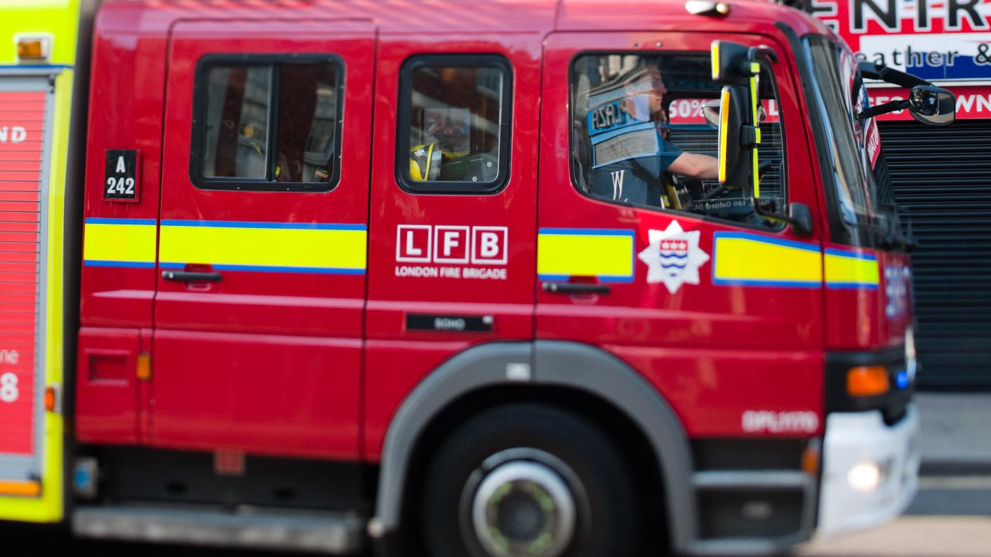 None of the London schools hit by fire used sprinklers | Tes
