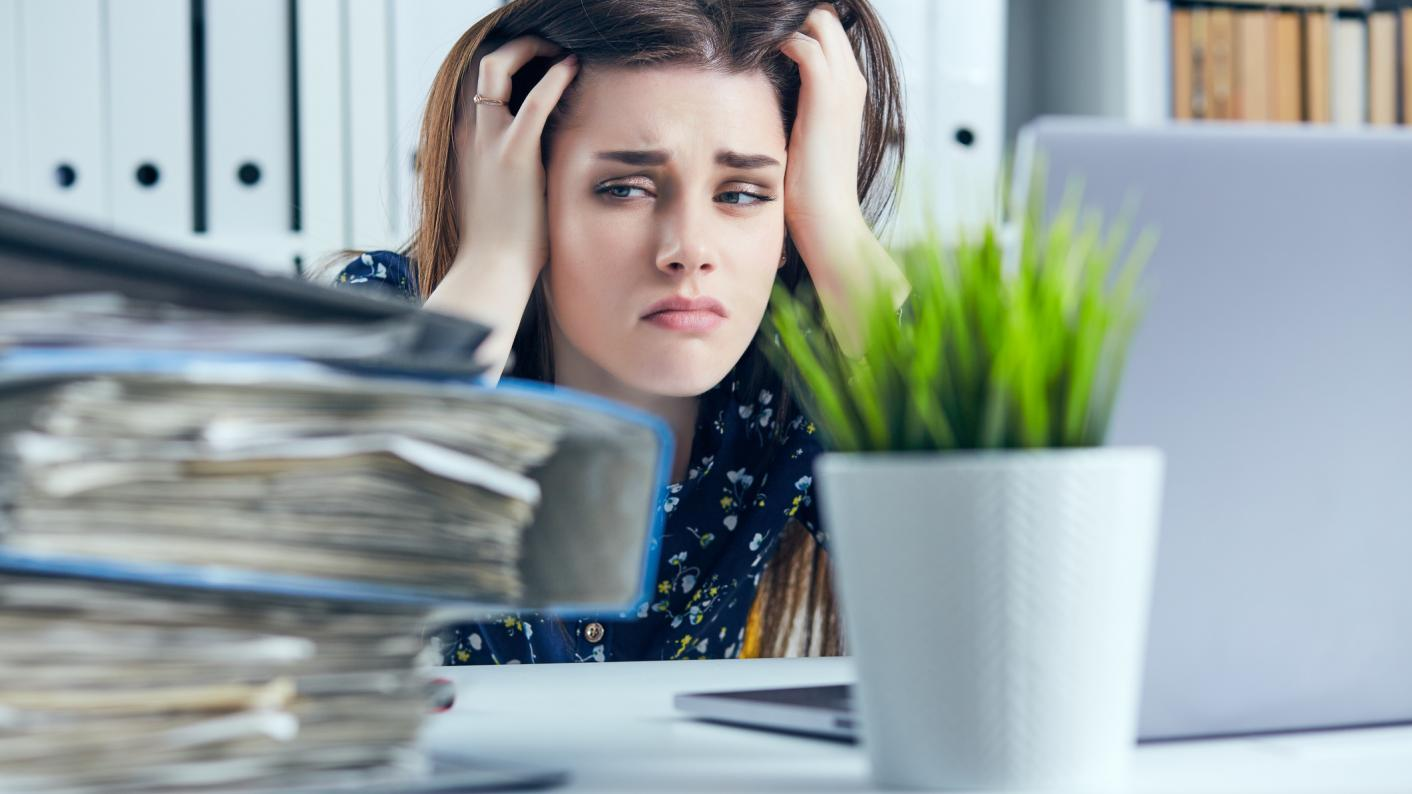 Here's how to stop workload 'swallowing you whole'