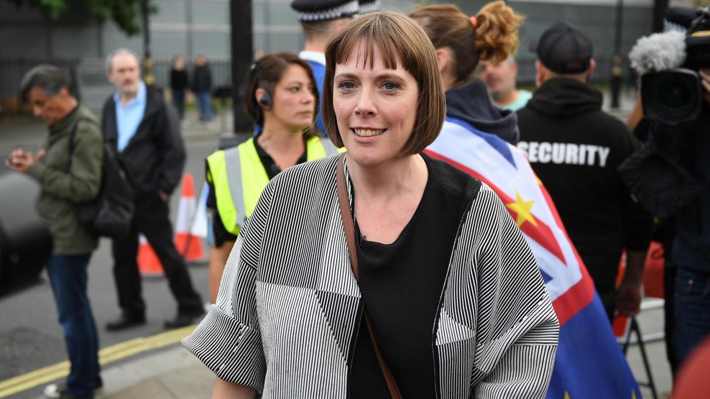 Jess Phillips, MP