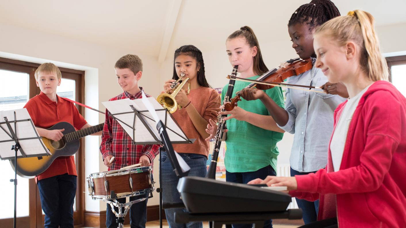 Creativity 'undervalued' in music education