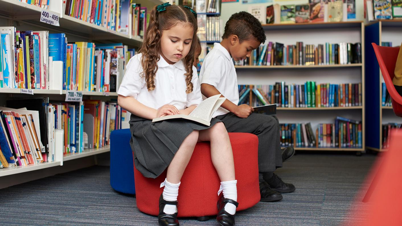 Are your class books reinforcing gender stereotypes?