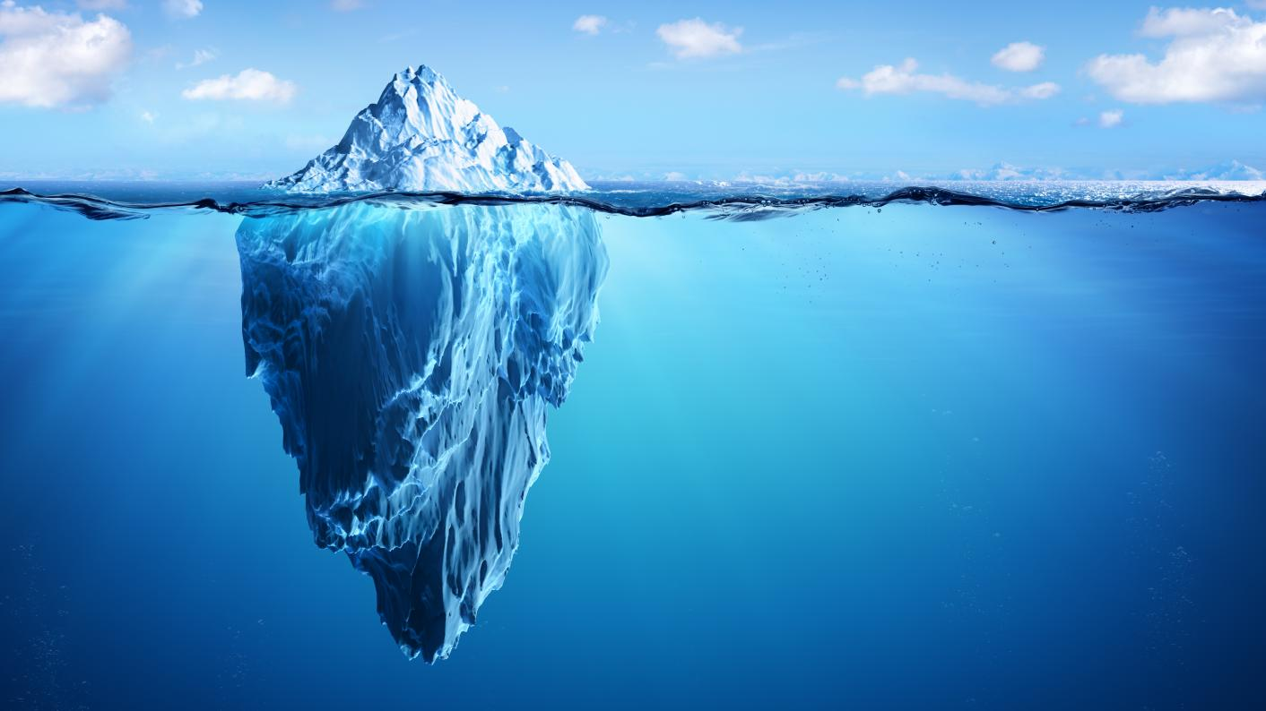 Funding is just the tip of the iceberg in terms of issues to deal with in the FE sector, writes David Hughes, chief executive of the Association of Colleges