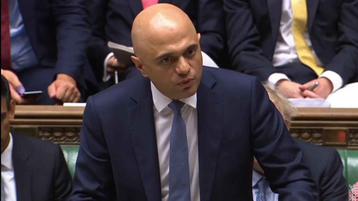 School funding: Chancellor Sajid Javid has announced £66m extra for early years