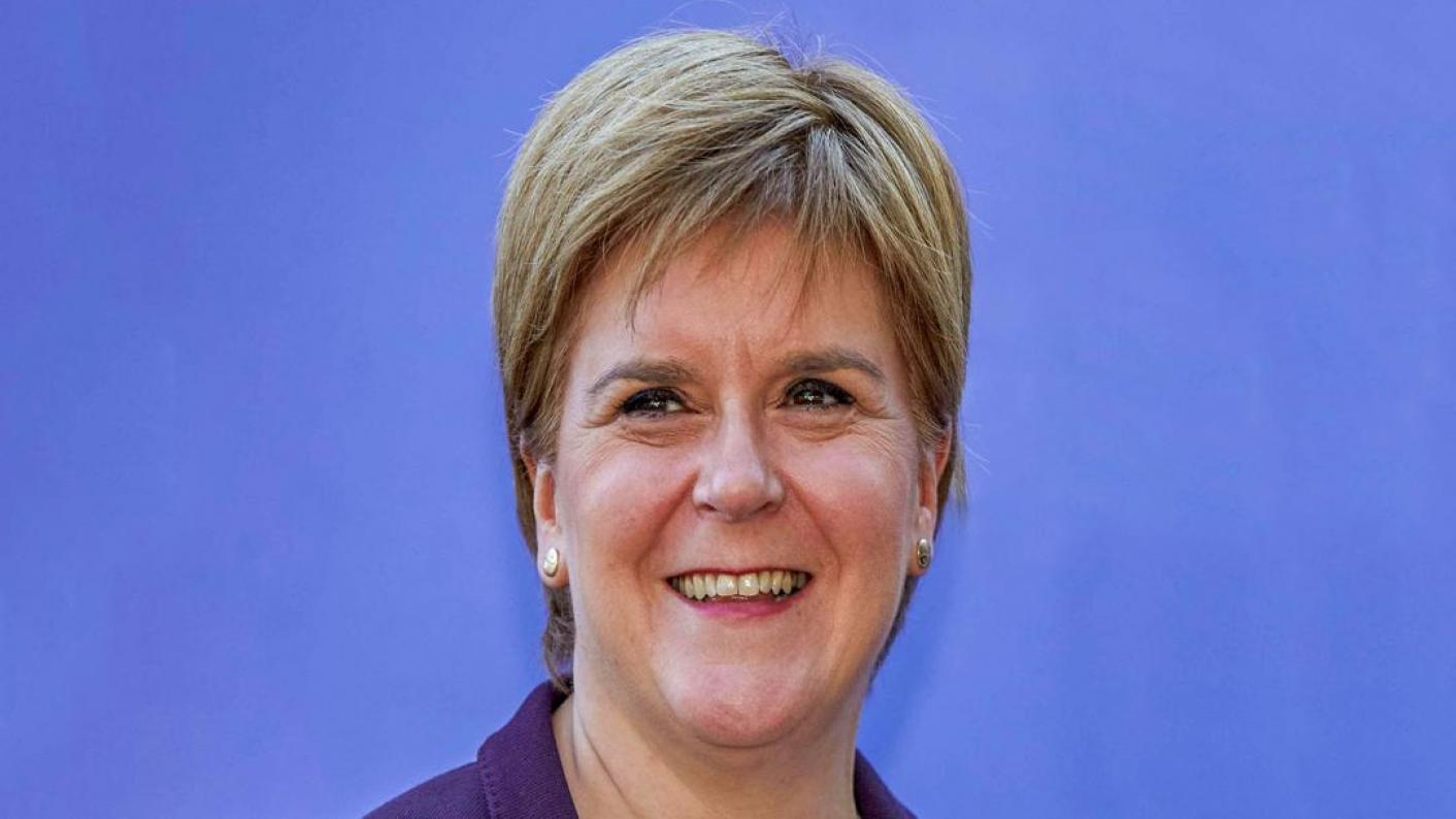Sturgeon: Free holiday childcare for poorer families