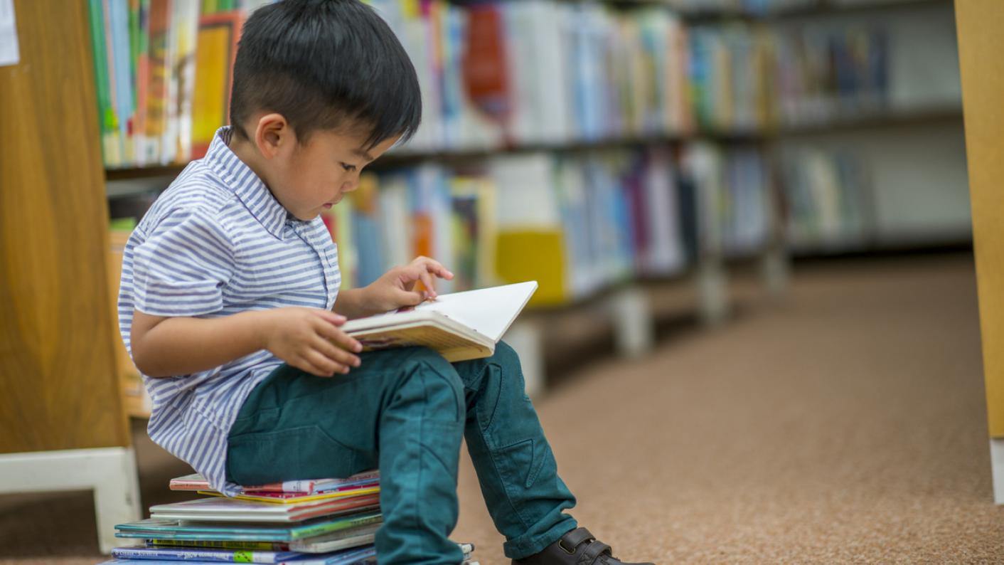 Reading: children's books are now defined as a luxury | Tes