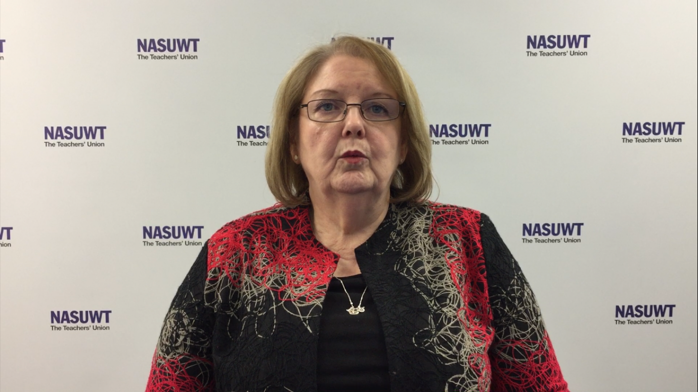 Tribunal told NASUWT leader should be removed