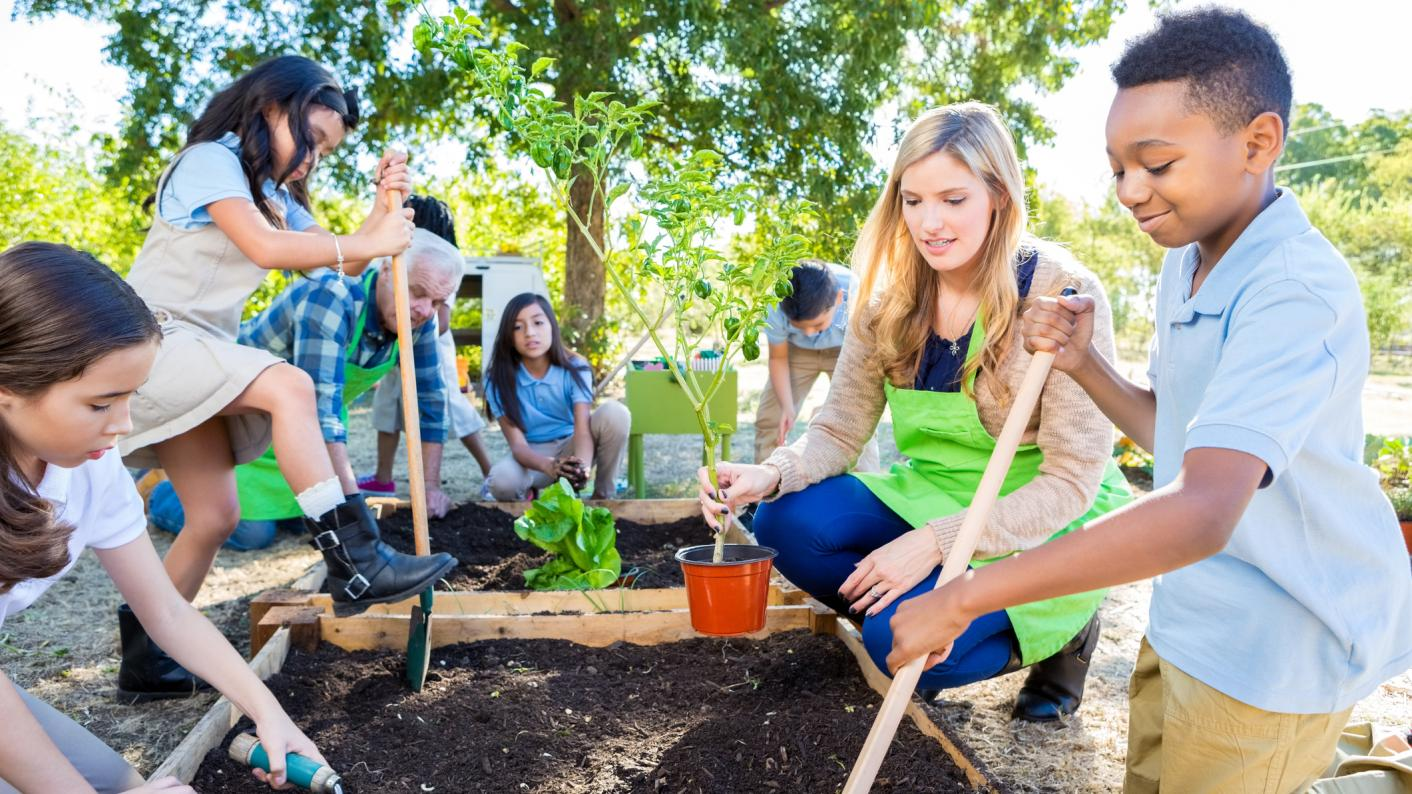Has any teacher really mastered outdoor learning?
