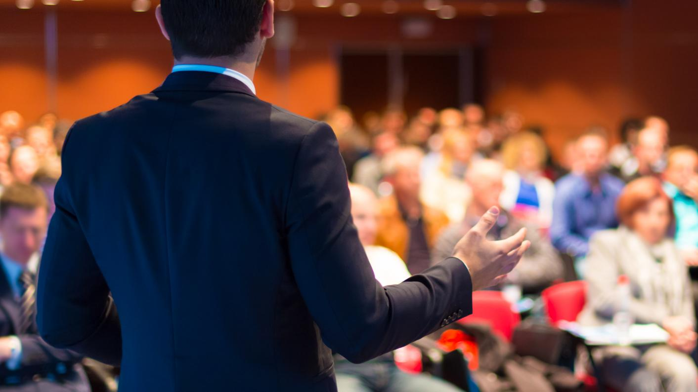 Teacher CPD: Are motivational speakers as expert as they claim?