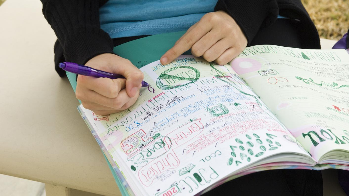 Doodling can be a force for good in the classroom