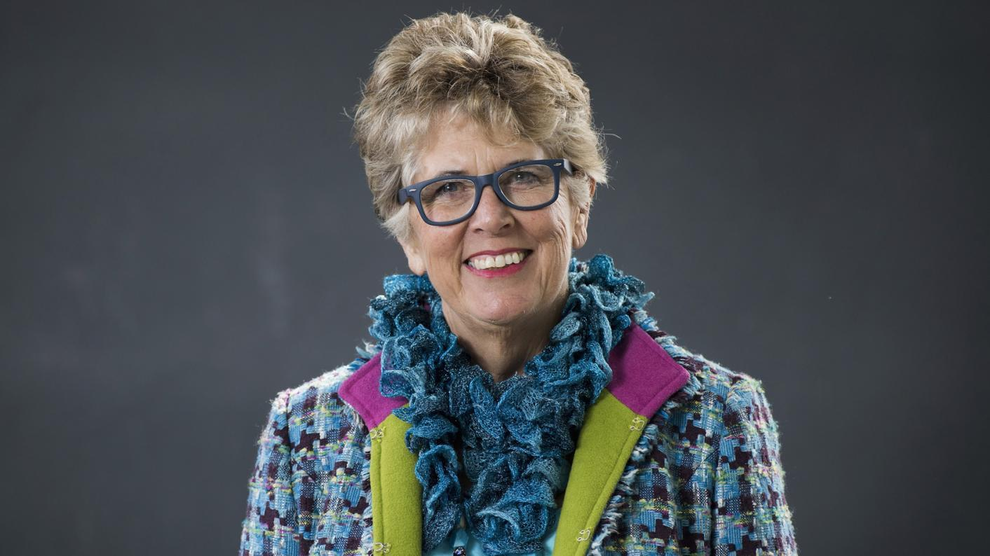 The Great British Bake Off judge Prue Leith wants schools to offer free vegetarian meals