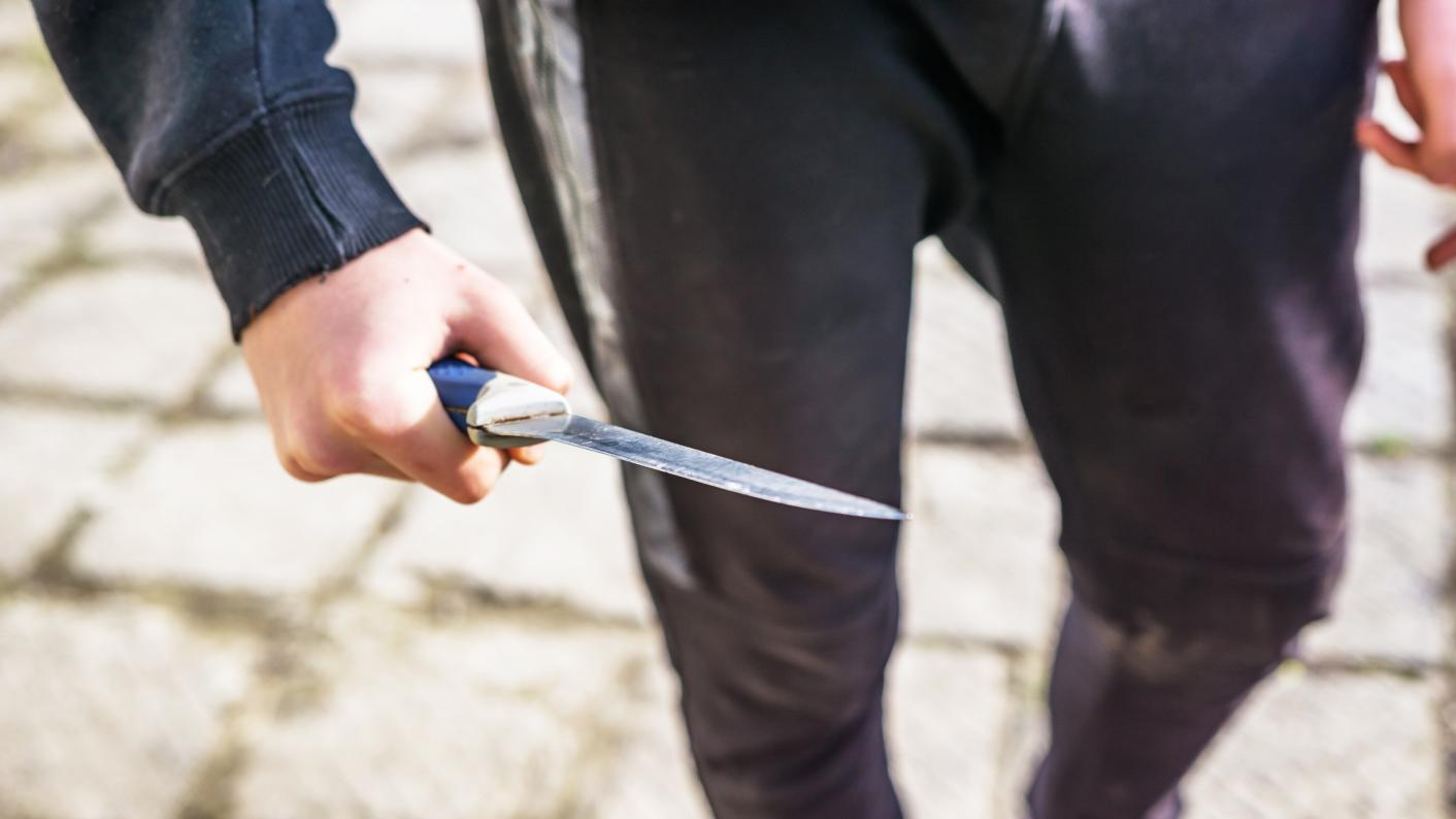 Teachers 'reluctant' to report pupils' knives to police