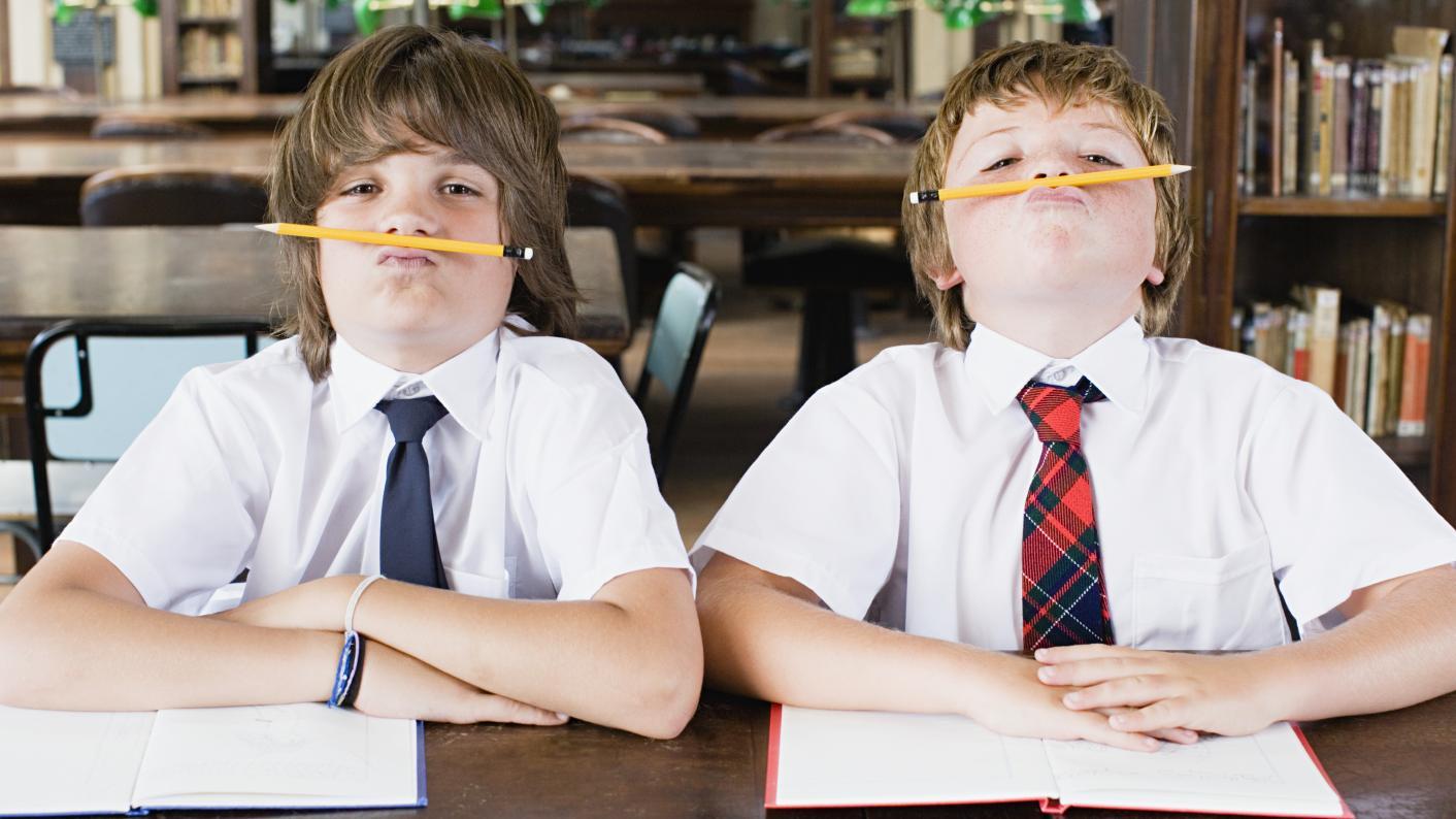 Six tips for improving behaviour in school