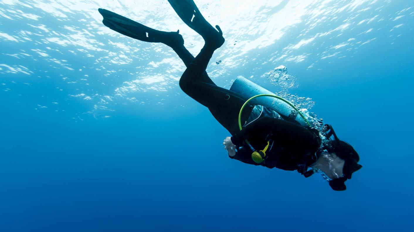 'My school is holding mock deep dives'