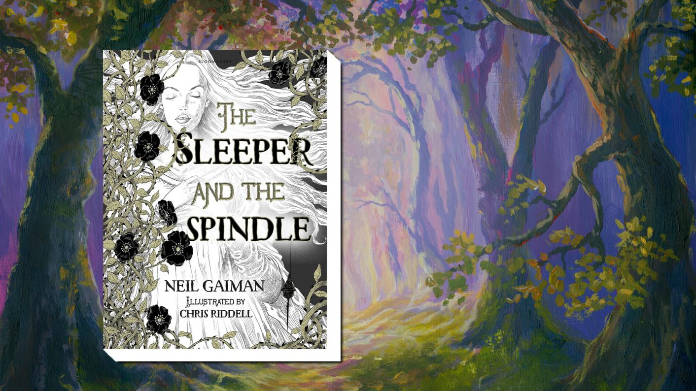 Class Book Review: The Sleeper and the Spindle