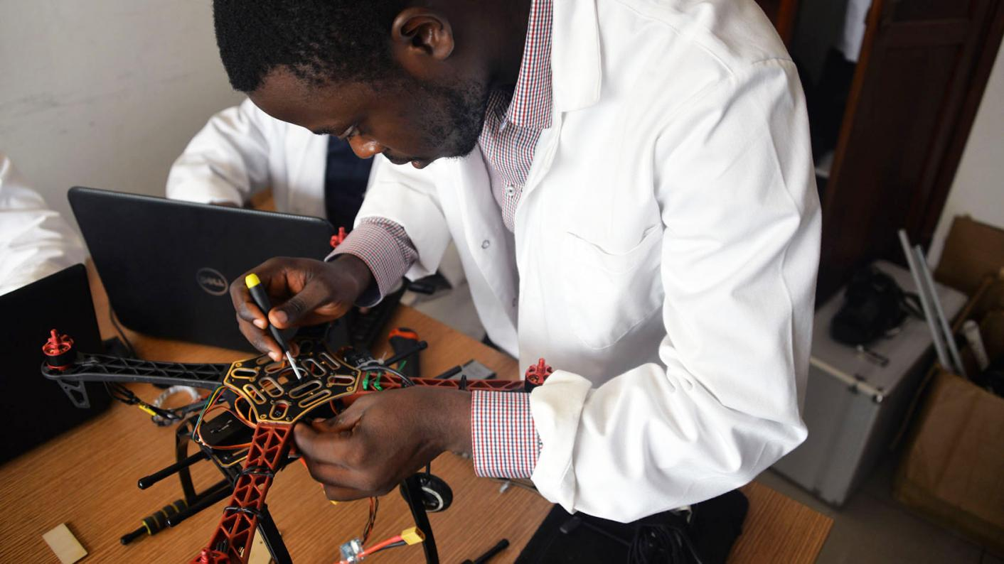 African technical education