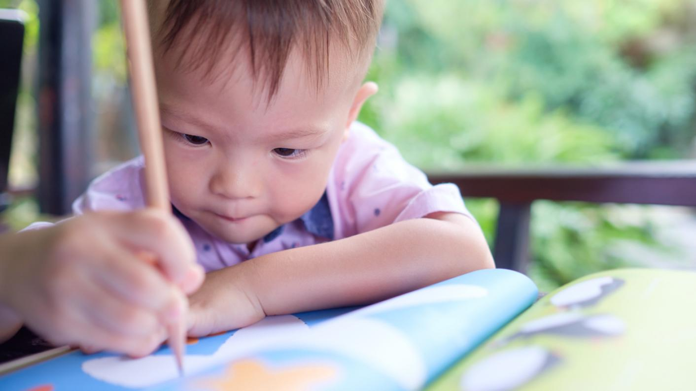Learning to write in the early years