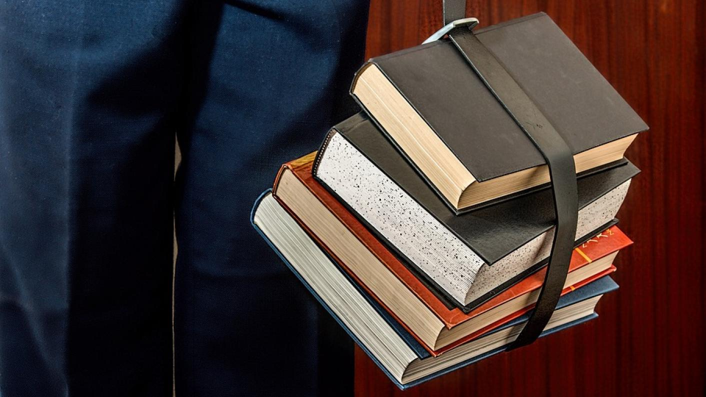 'Five books I think no teacher should be without'