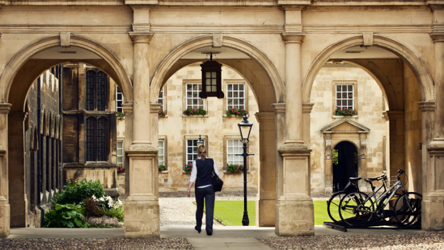 Oxford drops to fifth in University world rankings