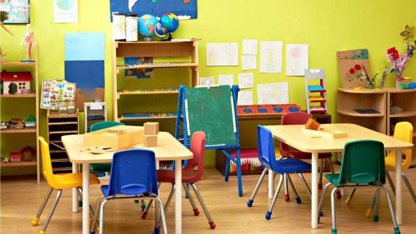 'It's time we gave the early years teachers the status, funding and tools they deserve'