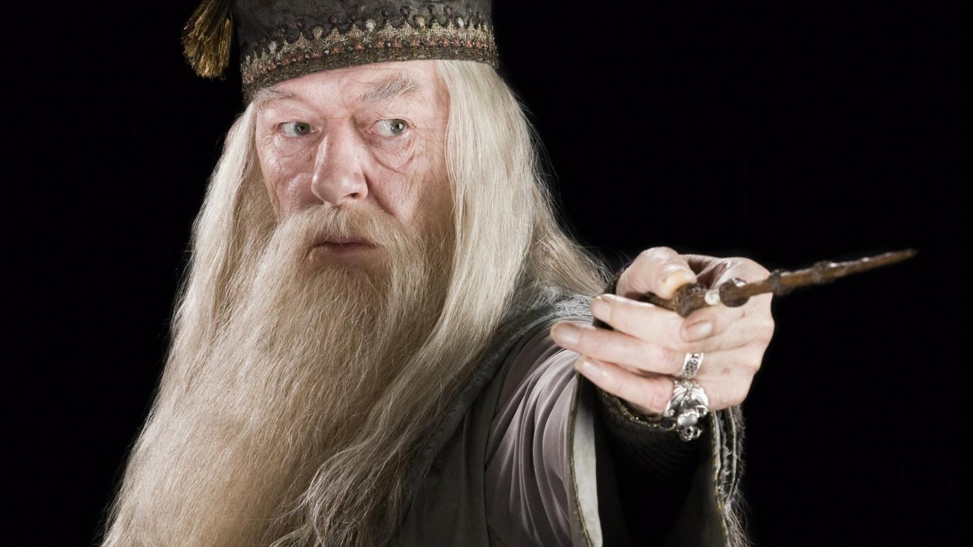 Dumbledore Tops Poll Of Best Loved Teachers Tes News
