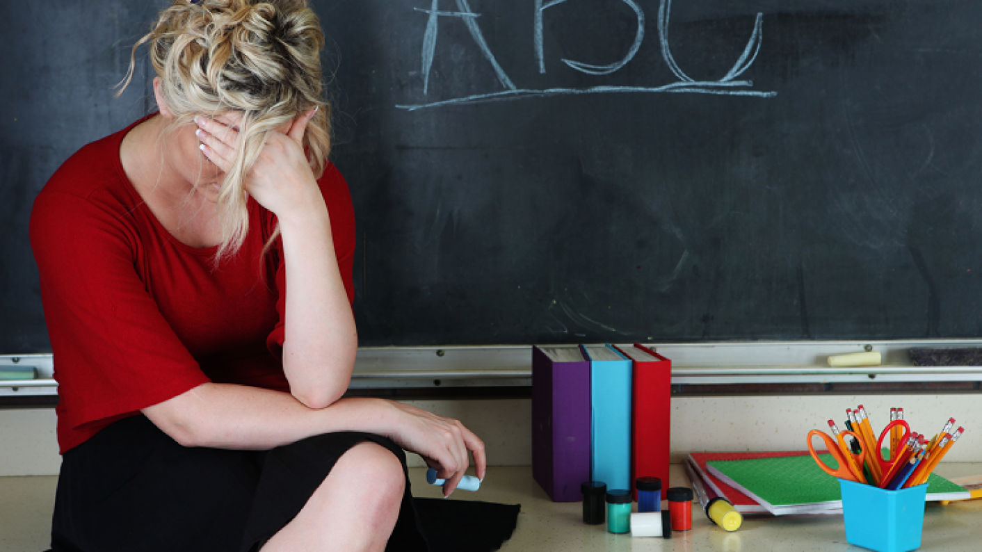 'I keep hearing of new teachers being used as cannon fodder – it has to stop'