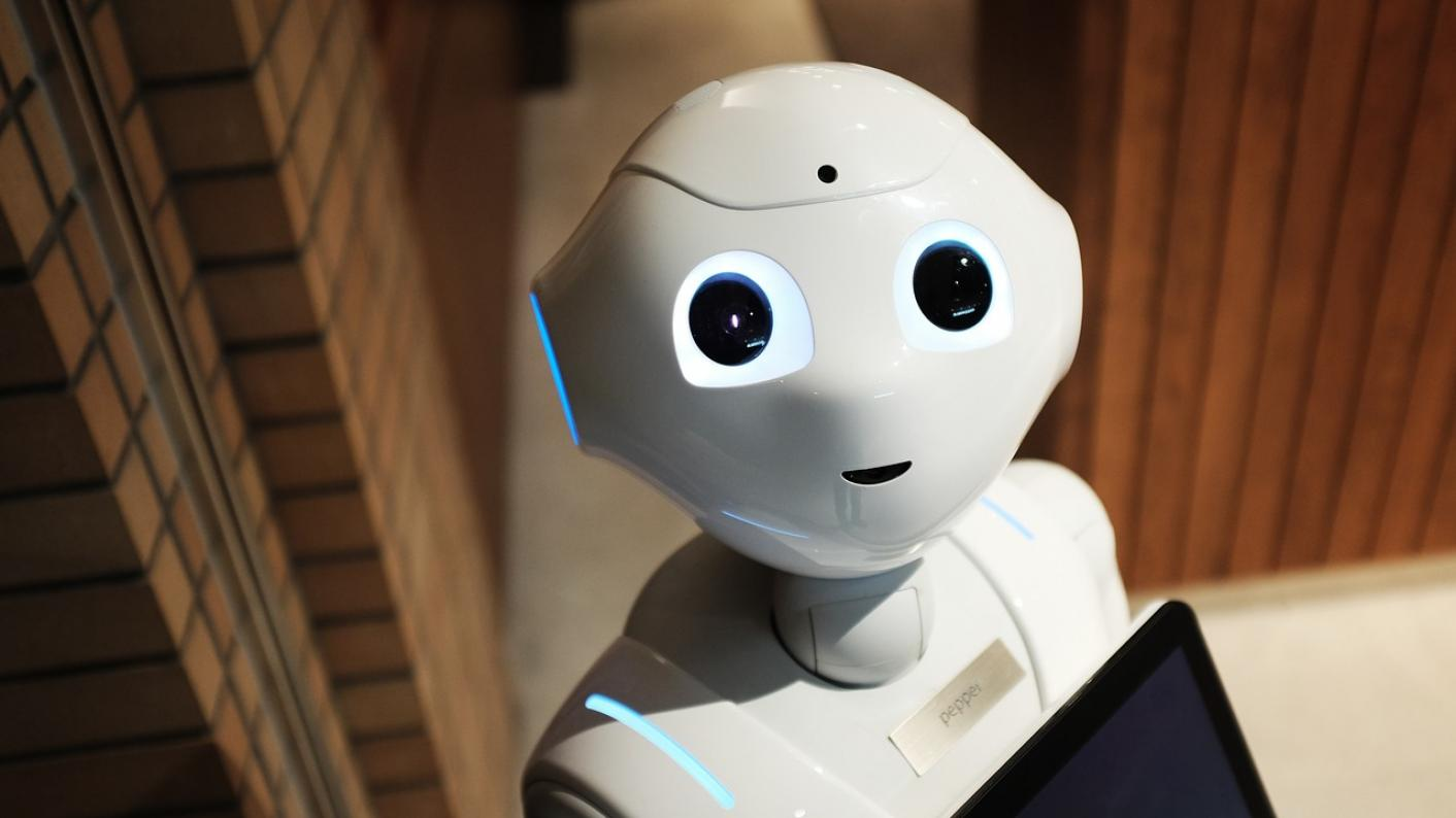 A robot will appear before the Commons education select committee