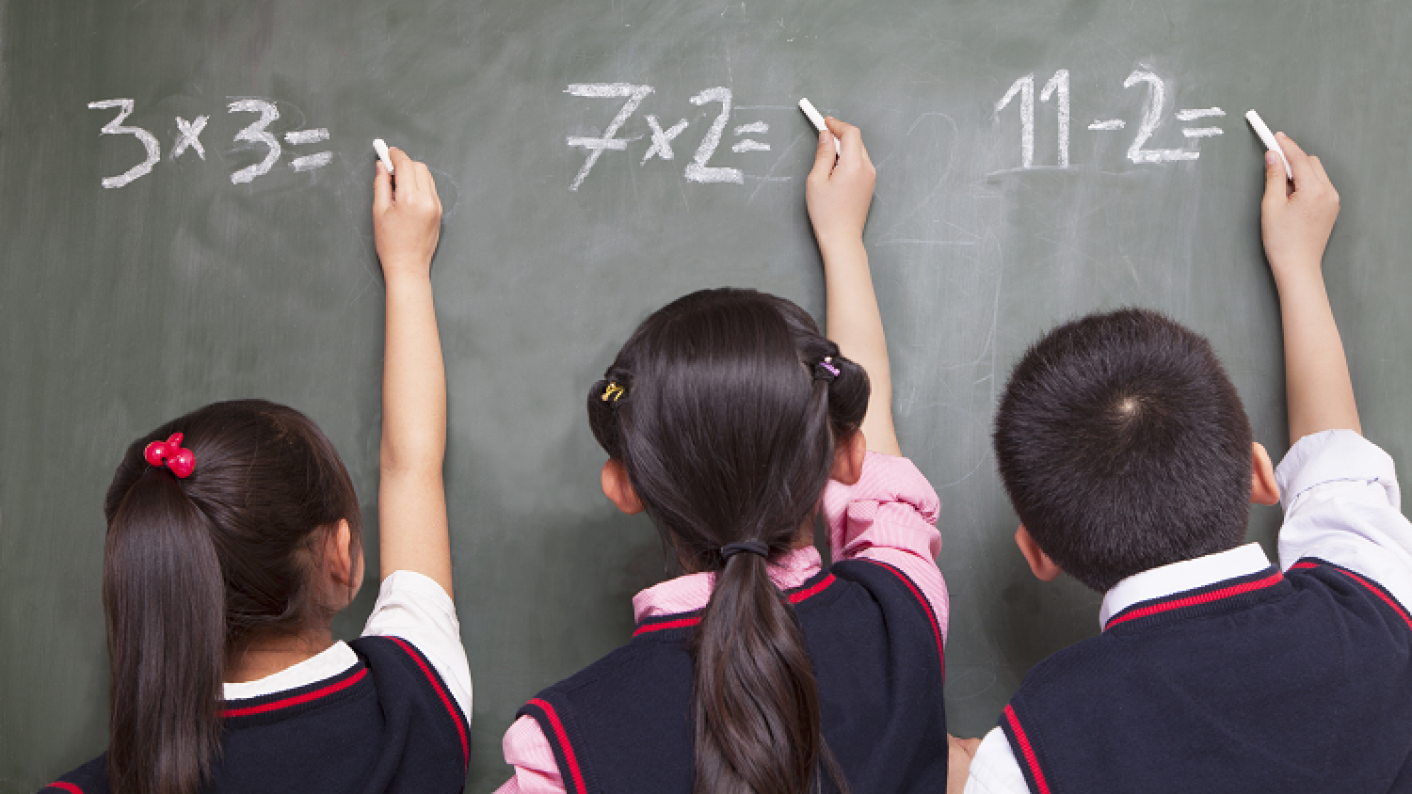 'Struggling with mixed attainment in maths? Pre-teaching is the answer'