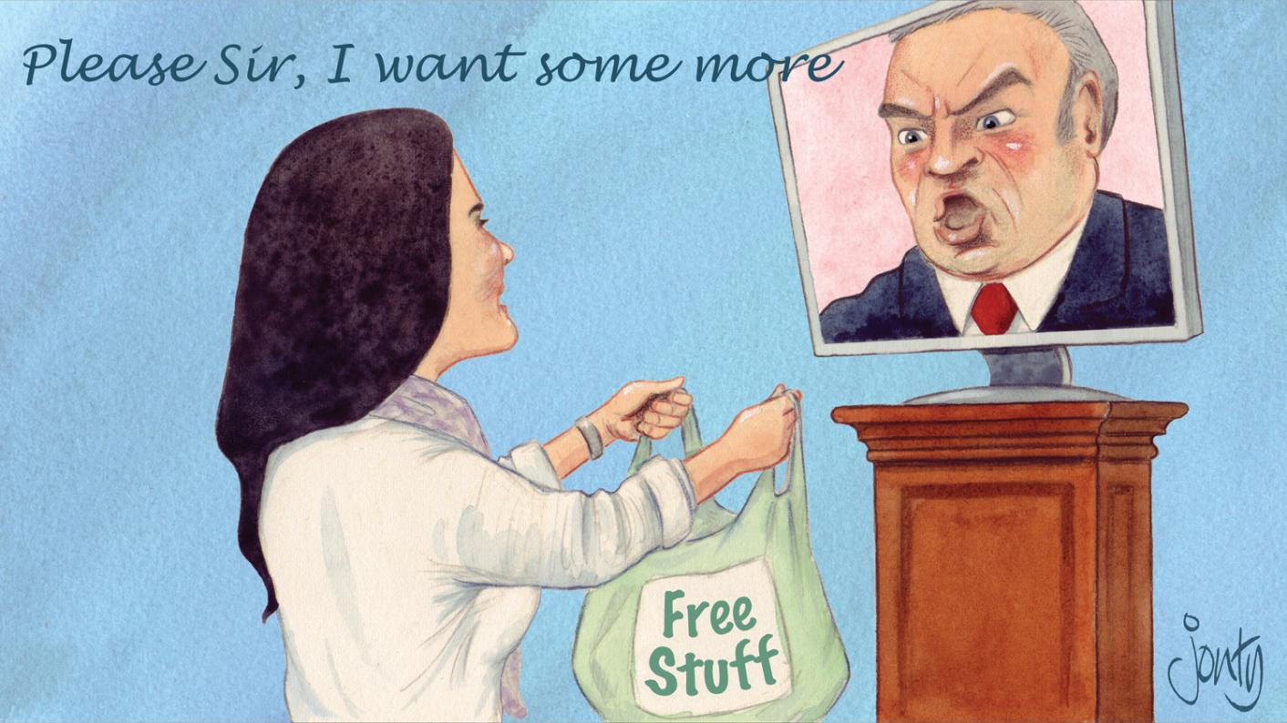 Claire Lotriet's World of Ed Tech: We should take heed of the true value of freebies