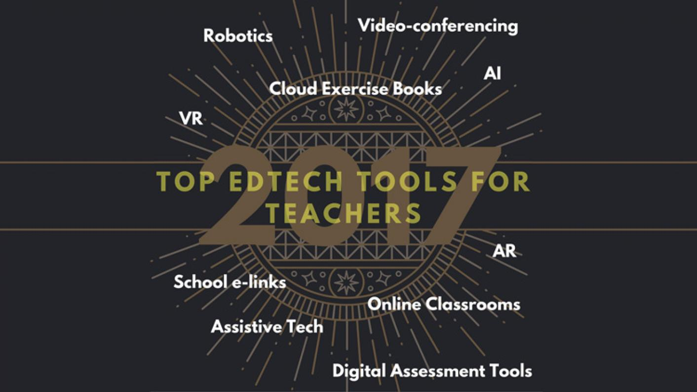 The top edtech tools for teachers to try in 2017