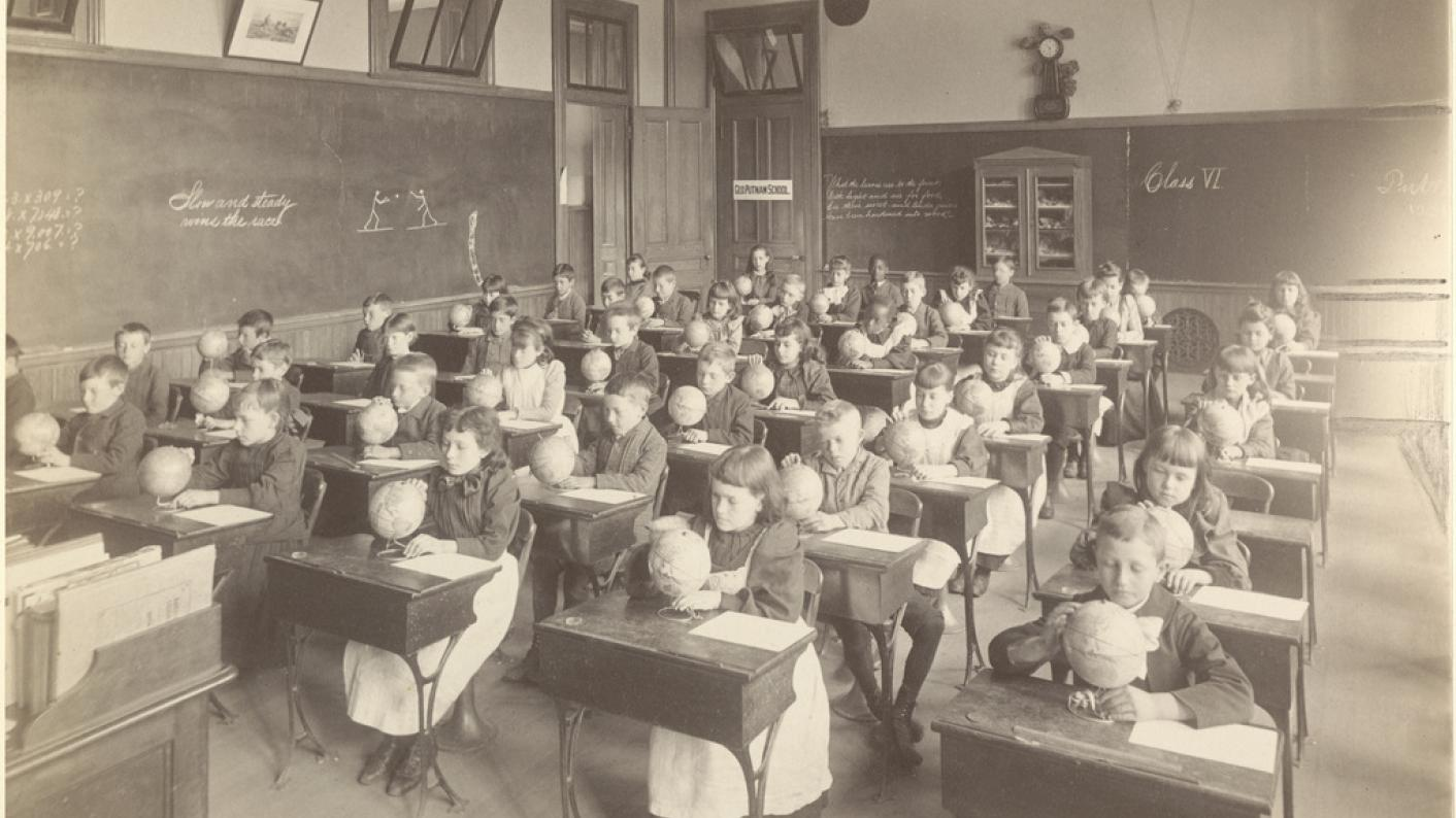 victorian middle class education