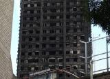 Relative of Grenfell victim excluded