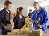 New research by the Centre for Vocational Education Research (CVER) found that men are more likely to earn more after completing an apprenticeship than women