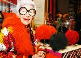 iris apfel style fashion image FE college teaching