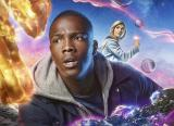 Ryan Sinclair, played by actor Tosin Cole, is the Doctor's new assistant in Doctor Who