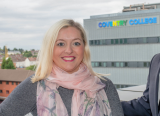 Gemma Knott is the assistant principal for business growth at Coventry College