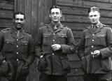 Walter Tull, a top division footballer, was one of the first black officers in the Great War