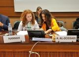WATCH: 12-year-old schoolgirl moderates at the UN