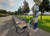 School bike-share scheme for pupils is a 'UK first'