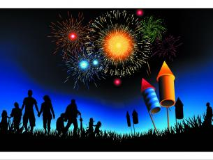 Bonfire night for the EYFS and KS1 classroom
