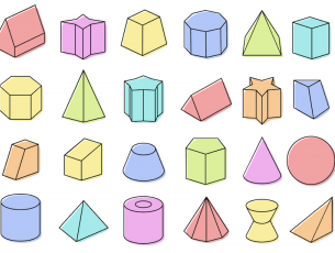 Shapes in Maths