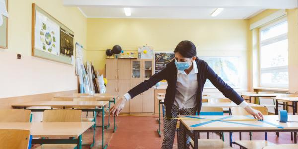 6 tips to help you survive teaching in multiple rooms